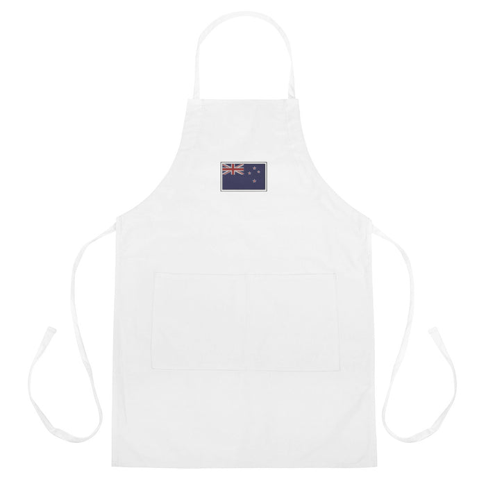 New-Zealand Embroidered Apron