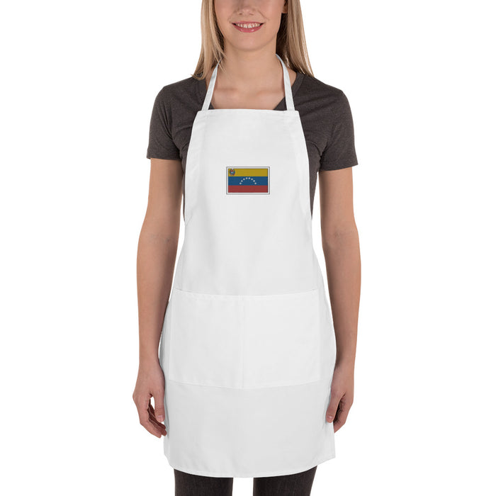 Venezuela Embroidered Apron