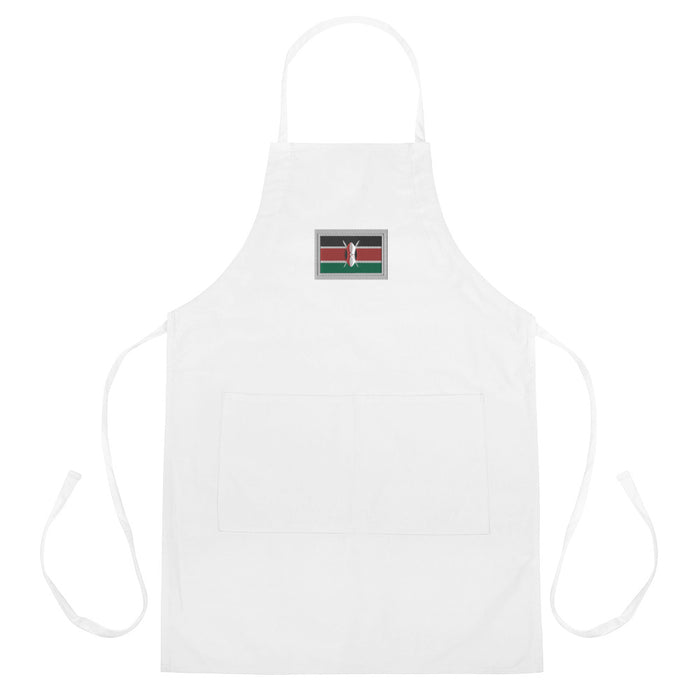 Kenya Embroidered Apron
