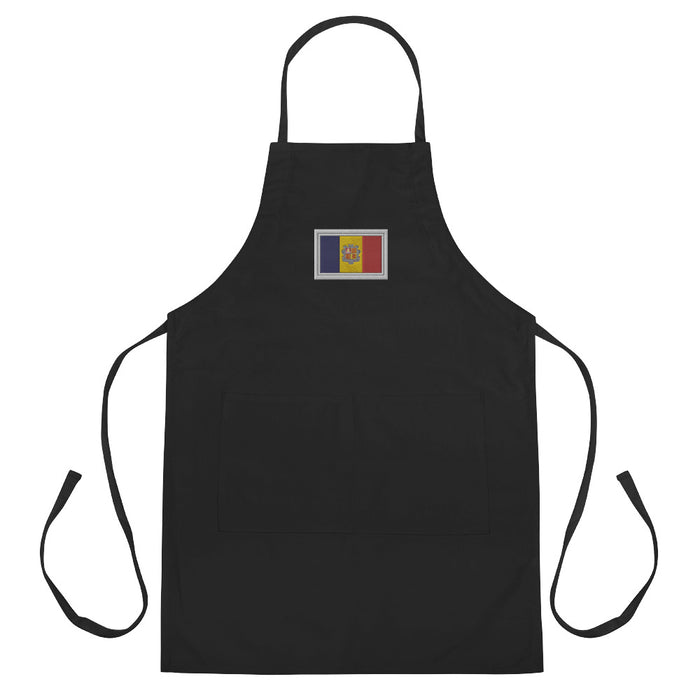 Andorra Embroidered Apron