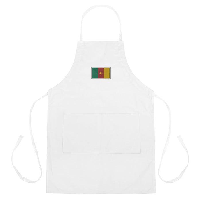 Cameroon Embroidered Apron