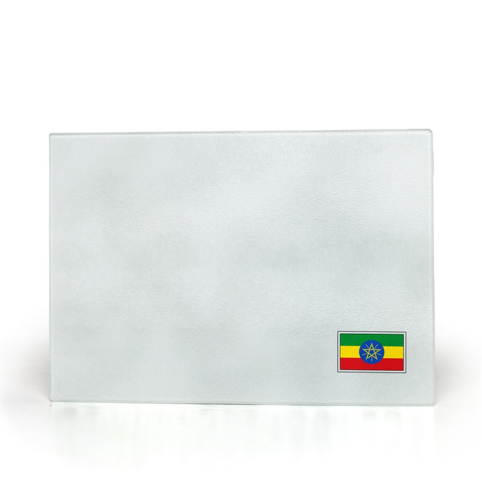 Ethiopia Glass  Cutting  Boards
