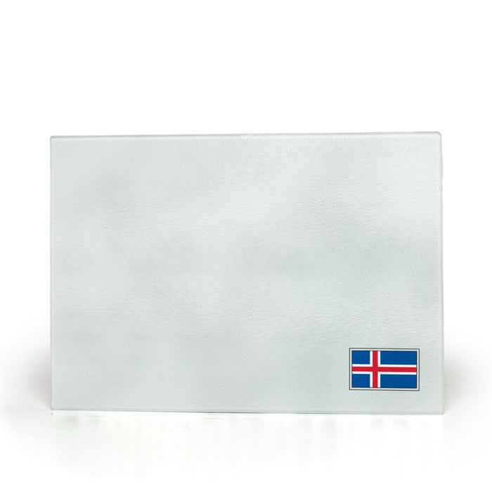 Iceland  Glass  Cutting  Boards