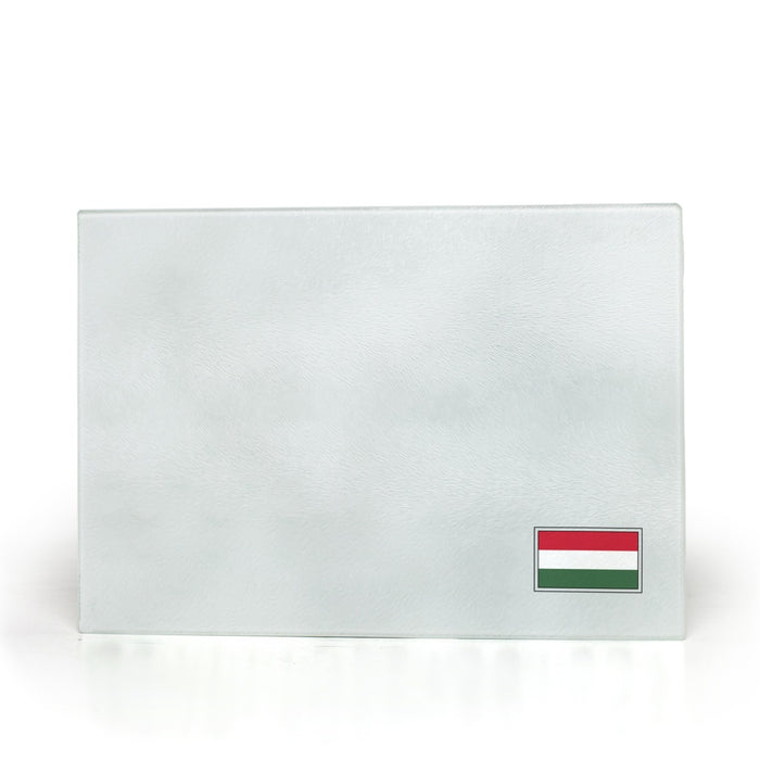 Hungary  Glass Cutting Boards