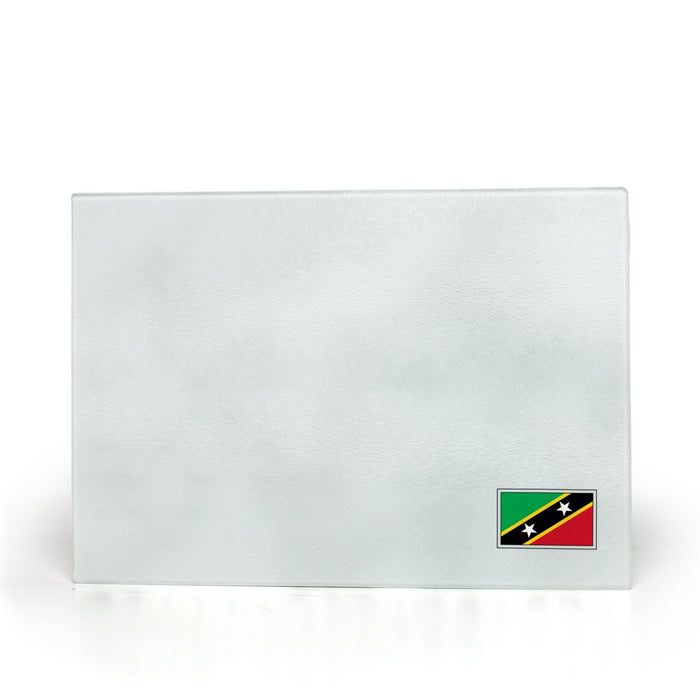 Saint-Kitts-and-Nevis  Glass Cutting  Boards