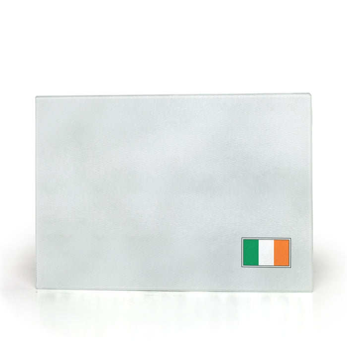Ireland  Glass Cutting Boards
