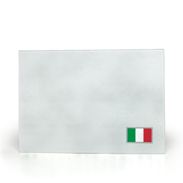 Italy  Glass Cutting Boards