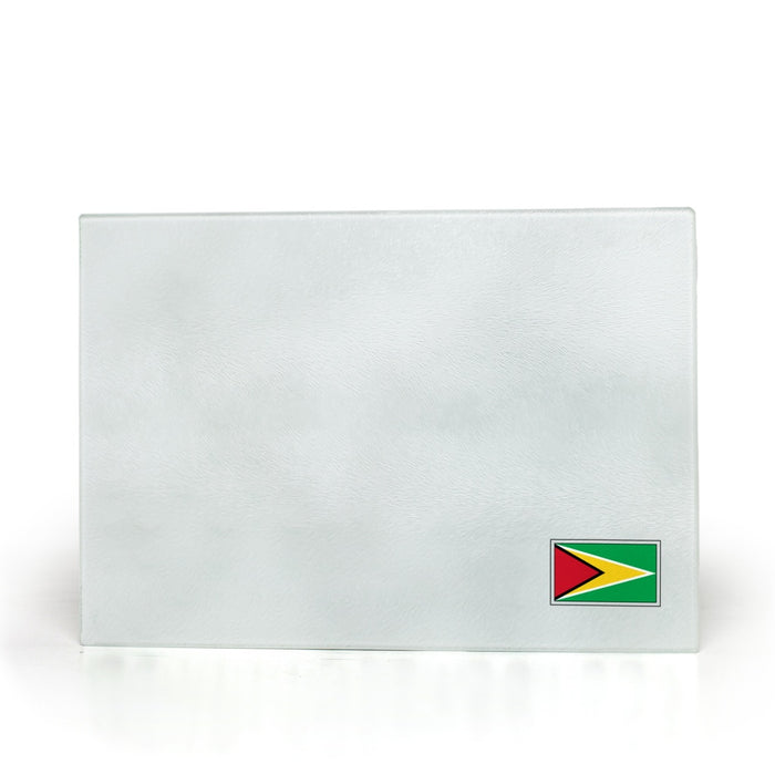 Guyana  Glass Cutting Boards