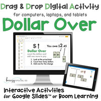 dollar up interactive digital activities on google slides and boom learning