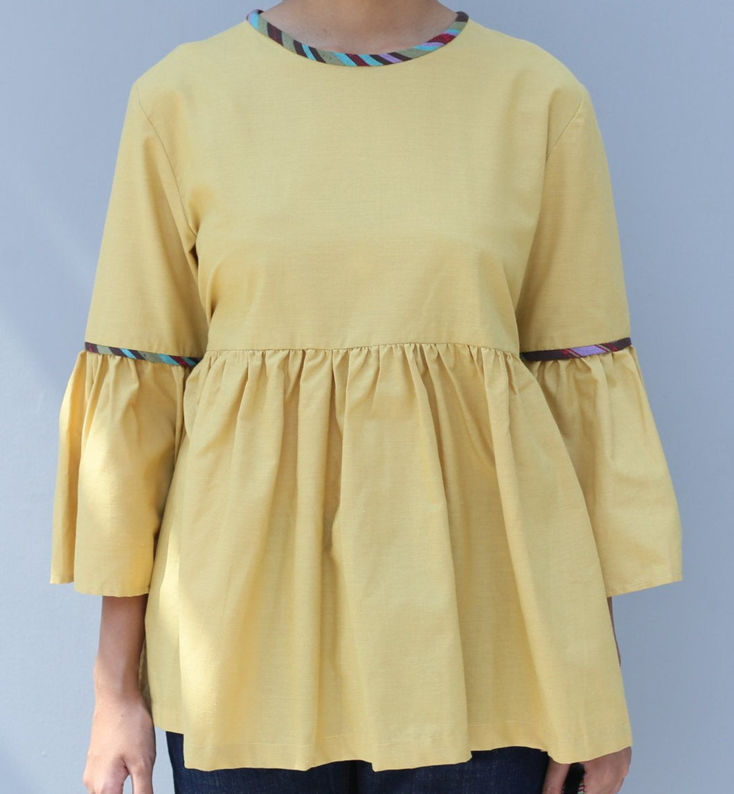 Baby Doll Blouse Polos
