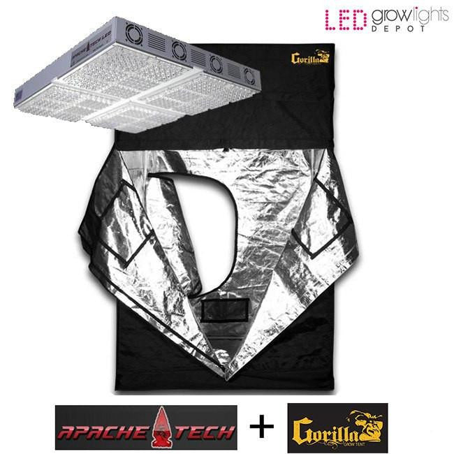 Buy 5x5 Led Grow Tent Packages Price Match Guarantee