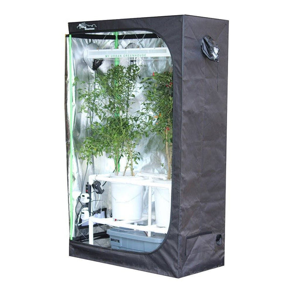 HomeGro HydroPonic Grow Tent Systems