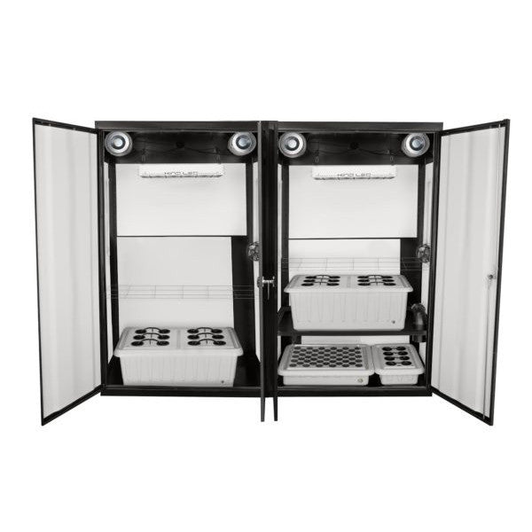 SuperCloset Grow Cabinets