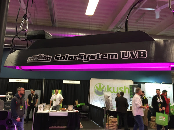 SolarSystem UVB grow light
