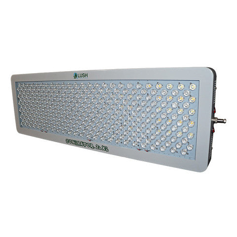Lush Lighting Dominator 2X XL - Best LED grow light 2015