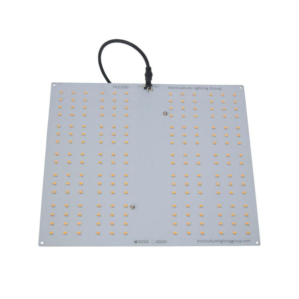 Horticulture Lighting Group HLG 100 Quantum Board QB192 LED Grow Light - 3000K or 4000K (DIY)  - LED Grow Lights Depot