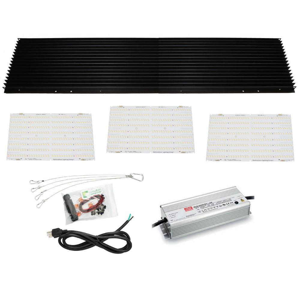 Horticulture Lighting Group 320 Watt XL V2 RSpec Quantum Board DIY Kit (Full-Cycle)  - LED Grow Lights Depot