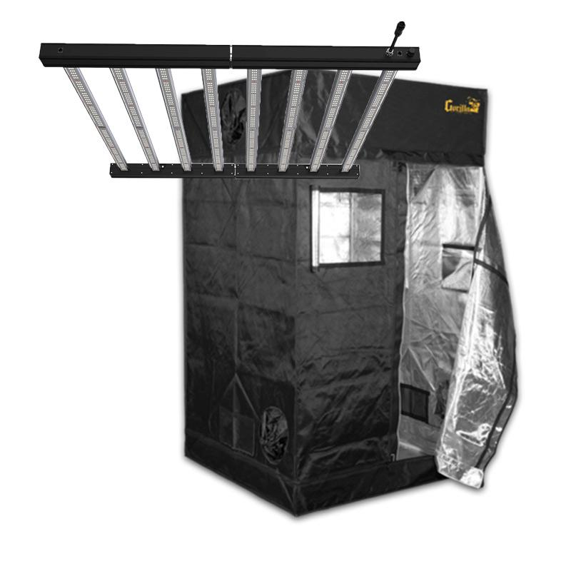 Grower's Choice ROI-E680 & Gorilla Grow Tent Package Deal  - LED Grow Lights Depot
