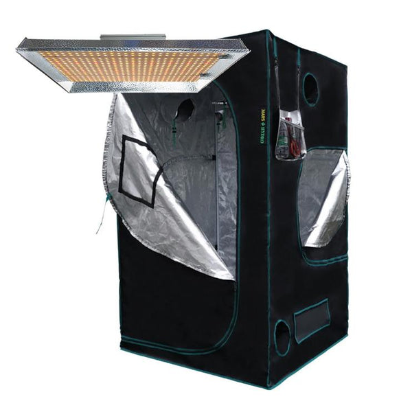 Mars Hydro TSW 2000 & Mars Tent Package Deal  - LED Grow Lights Depot