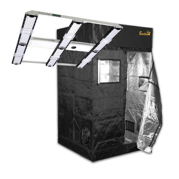 Scynce LED Raging Kush & Gorilla Grow Tent Package Deal (Pre-order only. Available April 20)  - LED Grow Lights Depot
