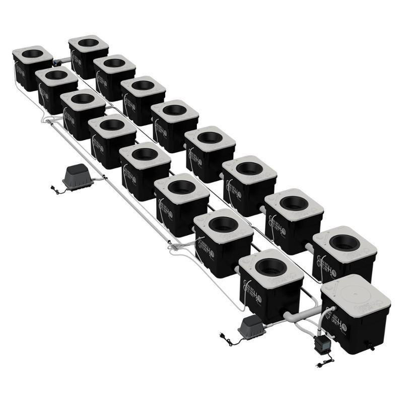 Current Culture H2O Under Current 16 XL  - LED Grow Lights Depot