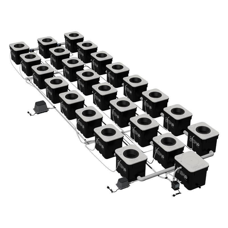 Current Culture H2O Under Current Evolution 24 XL  - LED Grow Lights Depot