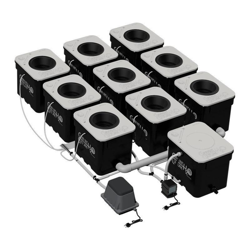 Current Culture H2O Under Current Evolution 9  - LED Grow Lights Depot