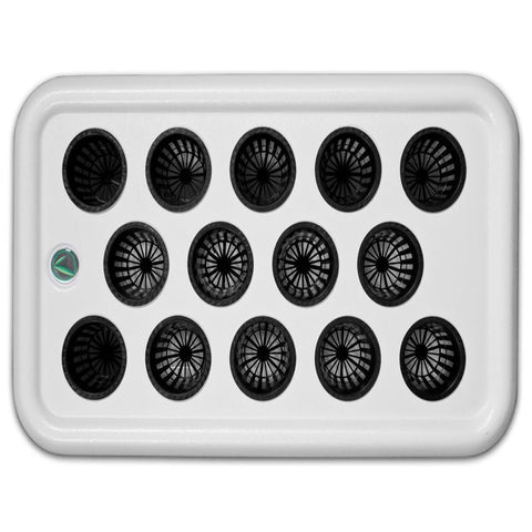 Image of SuperCloner 14-Site Hydroponic Cloner  - LED Grow Lights Depot