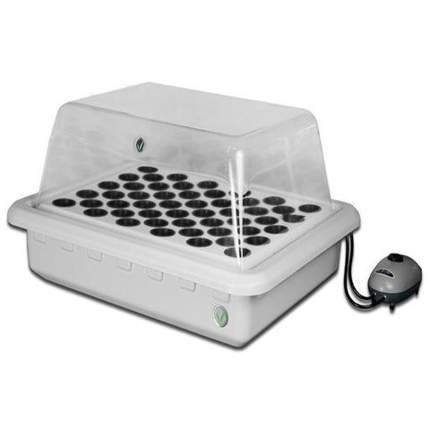 SuperCloner 50-Site Hydroponic Cloner System  - LED Grow Lights Depot