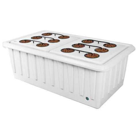 SuperPonics XL 12 Hydroponic Grow System  - LED Grow Lights Depot