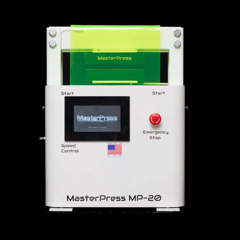 Master Press MP-20 Heat Press (20-ton)  - LED Grow Lights Depot