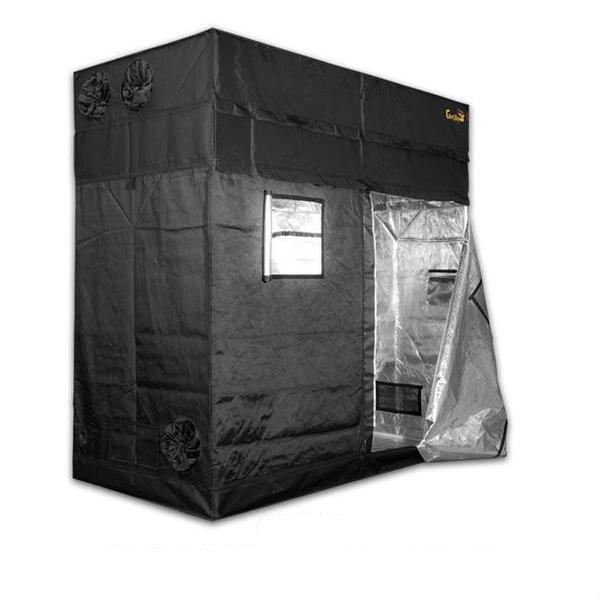 Gorilla Grow Tent 4′ x 8′ x 6′ 11″ (w/ ext. 7′ 11″)  - LED Grow Lights Depot