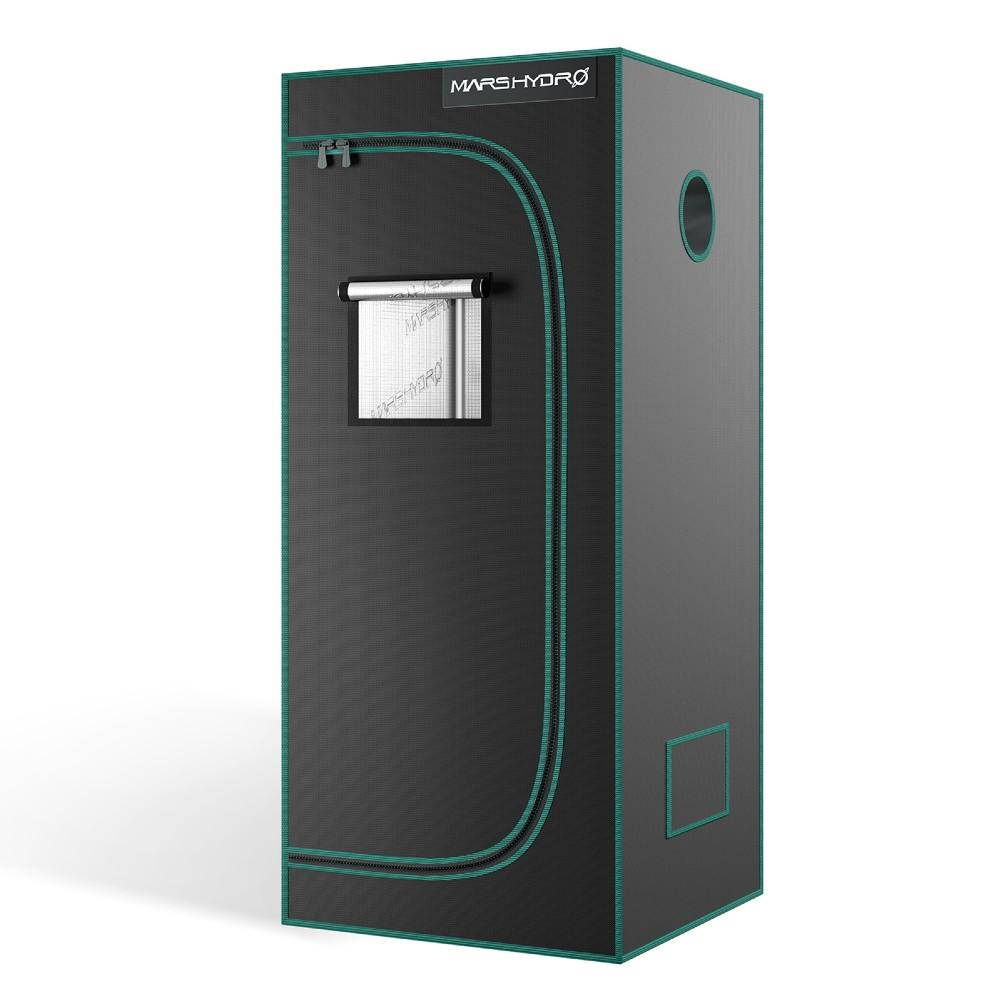 "Mars Hydro Grow Tent 2′ 3"" x 2' 3"" x 5′ 3″  - LED Grow Lights Depot"
