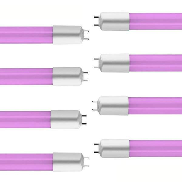 Toggled 8-pack LED Grow Tube  - LED Grow Lights Depot
