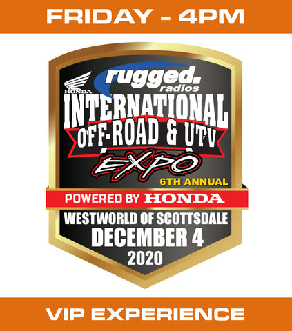 2020 International Off-Road & UTV Expo
