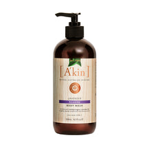 Load image into Gallery viewer, [A'kin Relaxing Lavender Body Wash