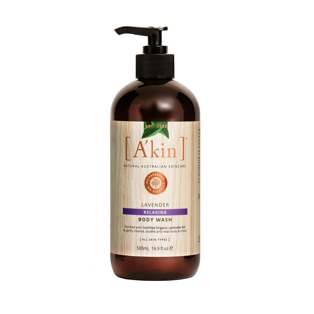 [A'kin Relaxing Lavender Body Wash