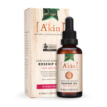 Load image into Gallery viewer, [A'kin] Certified Organic Rosehip Oil