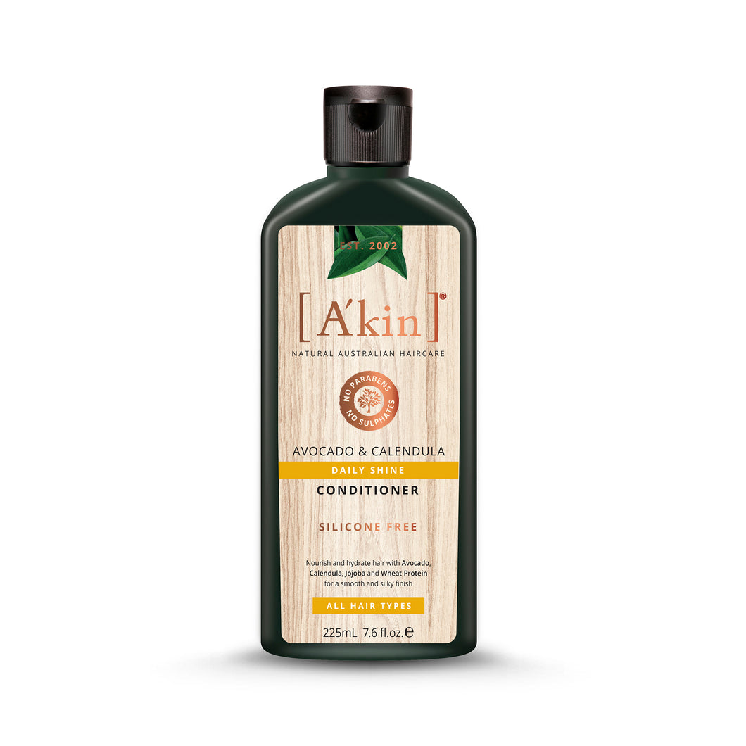 [A'kin] Daily Shine Avocado & Calendula Conditioner