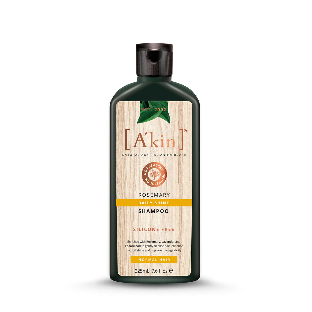 [A'kin] Daily Shine Rosemary Shampoo