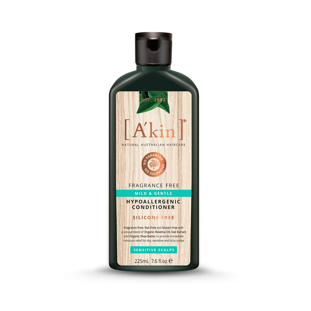 [A'kin] Mild & Gentle Fragrance Free Conditioner