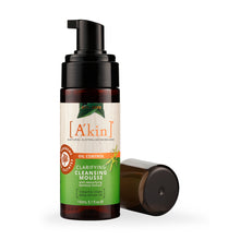Load image into Gallery viewer, [A'kin] Oil Control Clarifying Cleansing Mousse