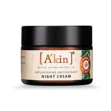 Load image into Gallery viewer, [A'kin] Replenishing Antioxidant Night Cream