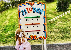 Carnival Games for Kids at Weddings