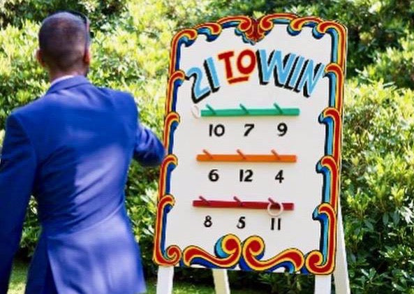 Carnival Games to Hire at Weddings
