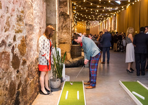Mini Golf Hire Kinkell Byre St Andrews