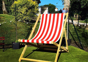 Giant Deckchair Hire for Events