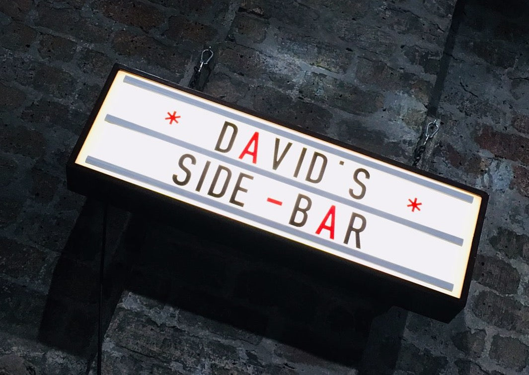 Custom Bar Signs for Hire