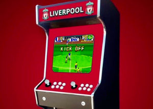 Liverpool Football Themed Arcade Game for sale