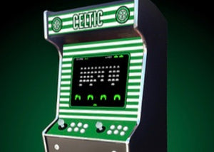 Celtic Football Themed Arcade Game for sale